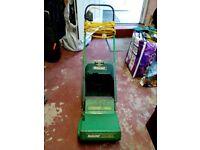 Qualcast electric cylinder lawn mower