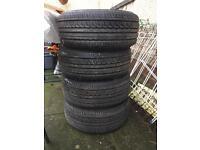 4 Nankang Tyres