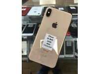Apple iPhone XS Max 64gb Gold Unlocked with Warranty