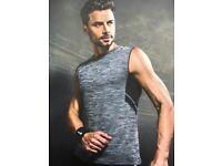 Men's sports sleeveless