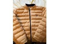 Fred perry quilted jacket