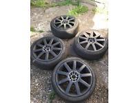 18 inches alloy wheels/rims VW/Seat/Audi/Skoda