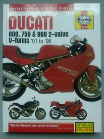 Ducati V-Twin Haynes Manual