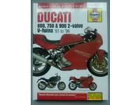 Ducati V-Twin Haynes Manual