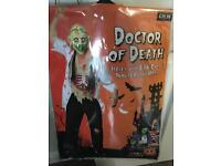 Doctor of death fancy dress