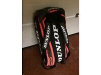 Amazig Dunlop Tennis/Squash bag 12r.