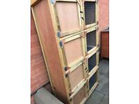 4 tier rabbit hutch/Guinea pig