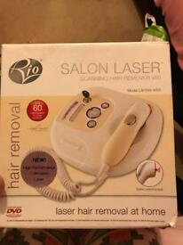 Rio Salon X60 Laser Hair Remover