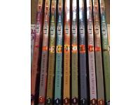 Doctor Who Book Collection (18 books)