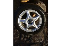 SEAT ALLOYS FOR SALE - 4x100 fitment