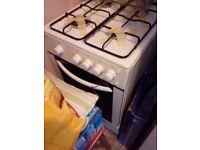 Bush AG56SW Oven