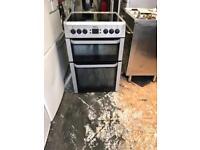 Beko ceramic electric cooker 60 gray colour
