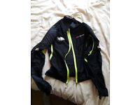 Hein Gericke summer Jacket, breathable mesh size L great in the summer