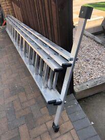 Ladders triple industrial