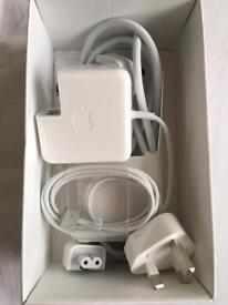 MacBook Air Charger Set, 45W Adapter plus Extension, RRP £98