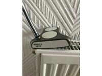 Odyssey two ball putter left handed