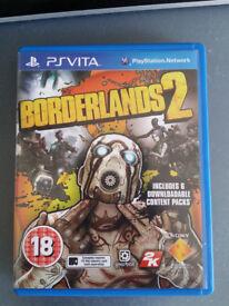 Borderlands 2 for PS VITA, Playstation VITA