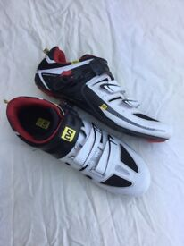 Mavic avenge road cycle shoes