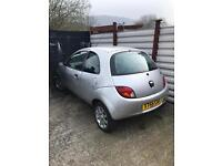 Ford ka breaking