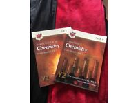 Alevel Chemistry OCR revision books