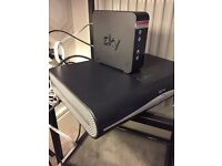 URGENT - Sky box HD (2 units) + Sky wireless modem
