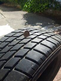 Free car tyre