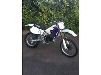 Honda CR 125 1994 Super evo off road Motocross bike