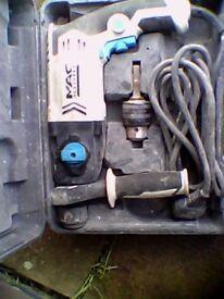rotary hammer drill sds 600w