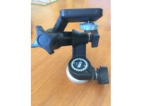 Manfrotto/Bogen 3025 lightweight professional Pan/Tilt head
