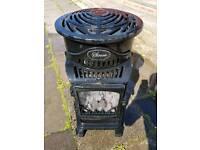 Siroco portable gas heater