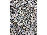 Various garden/driveway stones,chips from £48