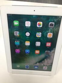 Apple iPad 4 64GB White WiFi/Cellular UNLOCKED