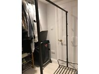 Clothes Rack / Rail ( x 2)- super sturdy; sale as individual/ pair