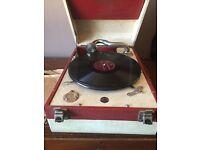 Rare Decca gramophone