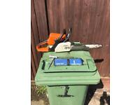 Stihl ms 230 chainsaw with tool kit