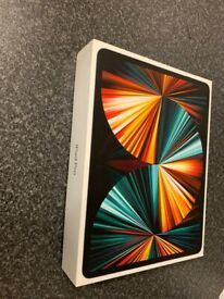 iPad Pro 5th Generation 12.9 inch Cellular
