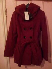 Newlook ladies jacket new size 10