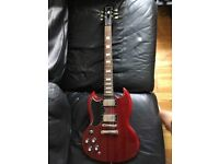 Epiphone G-400 Pro Left-Handed Electrical Guitar