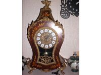 SUPERB-19thC-LARGE-BOULLE-FRENCH-CLOCK