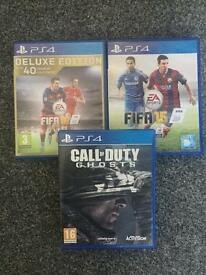 PS4 Games For Sale £5