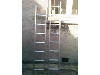 Two ladders for sale
