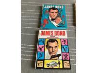 Collectors Items James Bond.
