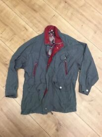 Men's light coat / jacket