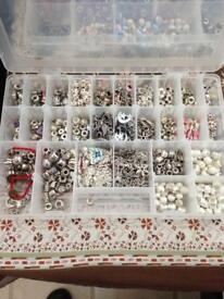 Charm jewellery making items