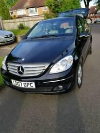 B class Mercedes