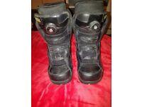 VANS Snowboard Boots US9 UK7