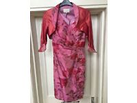 Gorgeous 'John Charles' mother of the bride outfit. Size 10. Jacket and dress.