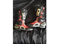 Sidi boots size 5