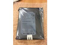 "Brand new Seagate 3.5"" Hard Drive 80 GB Sata (sealed)"