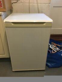 BEKO fridge with freezer compartment